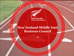 here - New Zealand Middle East Business Council