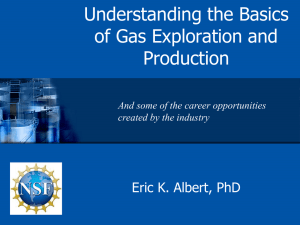 Understanding the Basics of Gas Exploration and Production