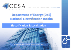 NB Presentation - Department Of Energy