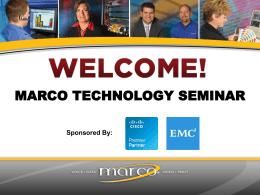 EMC Product Portfolio – August, 2014