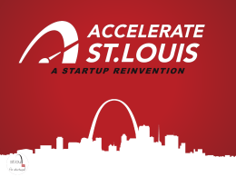 PPT - Accelerate St. Louis