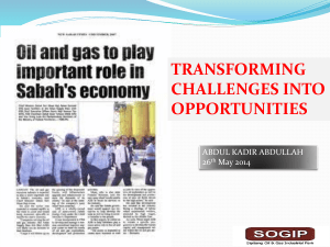 Transforming Challenges Into Opportunities by SOGDC