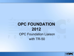 TR50-20120404-006_OPC_Foundation_TIA_Briefing_April_2012