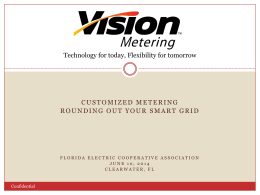 Vision Metering