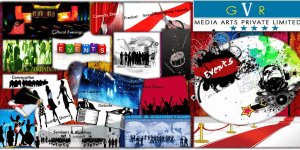 GVR Media Arts - Human Resource Services, Event Management