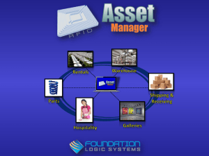 Asset Manager PowerPoint