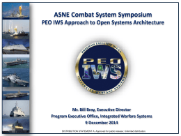Systems Engineering Approach to Integrated Combat