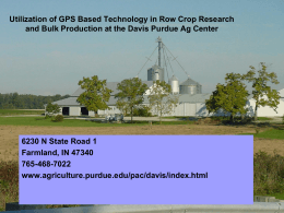 DPAC-GPS-2011-Research