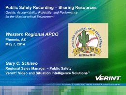 PPT - Arizona APCO / NENA