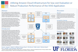 Utilizing Amazon Cloud Infrastructure for Low-Cost