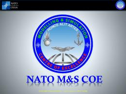 NATO M&S COE