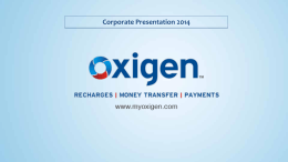 About - Oxigen Services India Pvt. Ltd