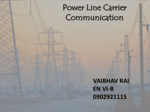 Power Line Communication.pdf