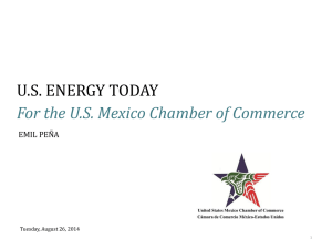 U.S. Energy Today - United States