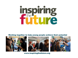 Inspiring the Future - Education and Employers Taskforce