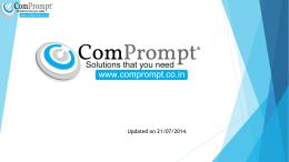 Comprompt Presentation