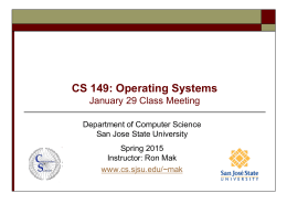 CS 146: Data Structures and Algorithms