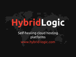 the Hybrid Logic presentation