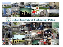 Research at IIT Patna