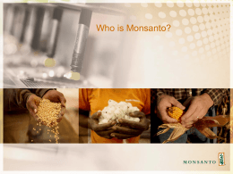 Monsanto - State Law Resources
