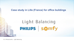 Case Study in Lille (France) for Office Buildings