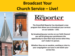Church_Demo_PPT