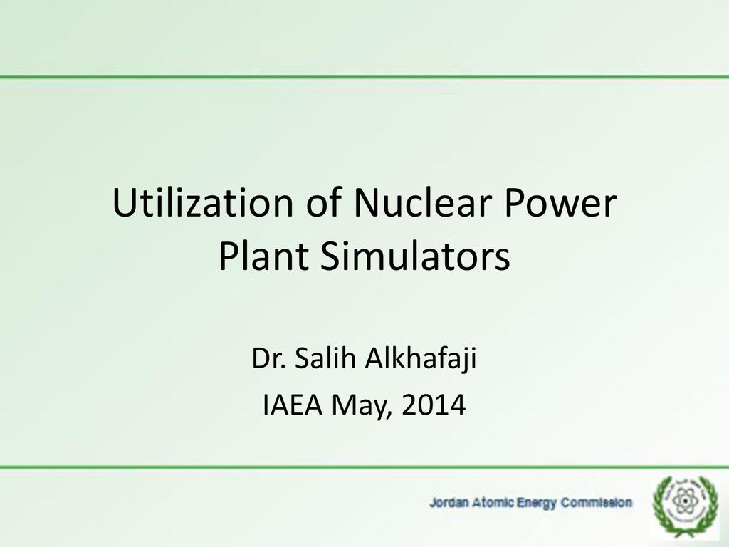 Utilization Of Nuclear Power Plant Simulators Diagram 005531571 1 Ba022b770d4653bcbecc7d207fb6e4df