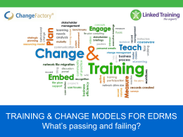 Presentation-Training-and-Change-Models-for