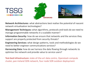 Brendan_Jennings TSSG Waterford Institue of Technology
