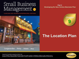 Small Business Management 17e