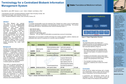 poster - Duke Center for Health Informatics
