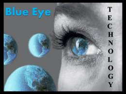 Blue Eye Technology presentation
