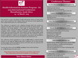 International Conference March 2015 Notice Final
