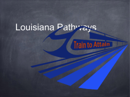 Louisiana Pathways