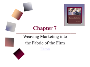 Chapter 7 PowerPoint - UCO College of Business