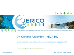 2nd General Assembly – NIVA HQ
