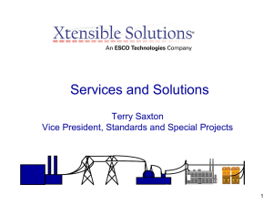 18-Xtensible Solutions Overview