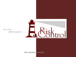 With Risk Control!