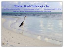 Windsor Beach Power Point - Windsor Beach Technologies