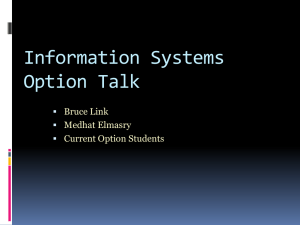 Information Systems 2014