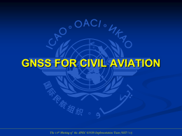 ICAO-APAC_presentation-R - Asia-Pacific Economic Cooperation