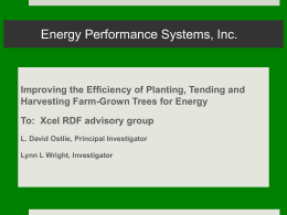Energy Performance Systems, Inc.