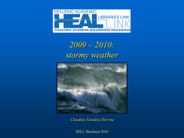 Greece - HEAL-Link