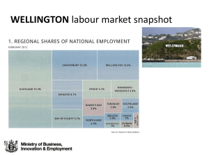 Ben Wallace - Wellington Regional Strategy