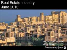 Real estate-june 26, 2010
