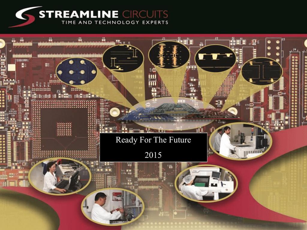 Back Streamline Circuits Laminate Rigid Pcb High Tg Low Cte Circuit Board Maker From China