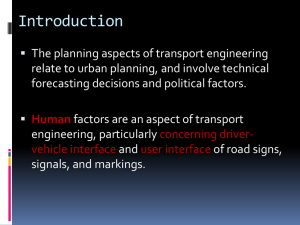 智慧型運輸系統(Intelligent-Transportation Systems,ITS)
