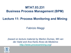 Process Monitoring