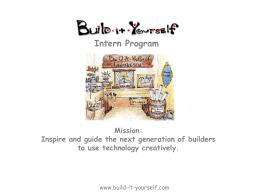 biy-intern-program - Build-It