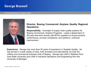Bio on George Buswell